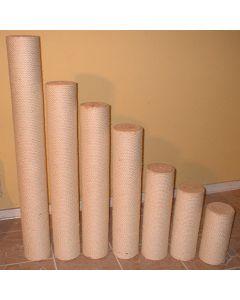 Sisal pole - 25cm - 110cm, diameter: 12cm or 14cm