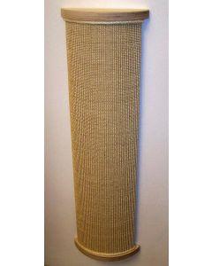 Kratzbrett Halbrund - Schutz für Wände