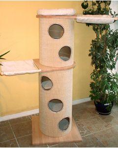 Systèmes de tonneaux en sisal - hauteur 100 cm ou 165 cm