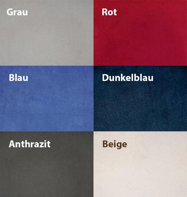 Teppichfarben Pet Fun